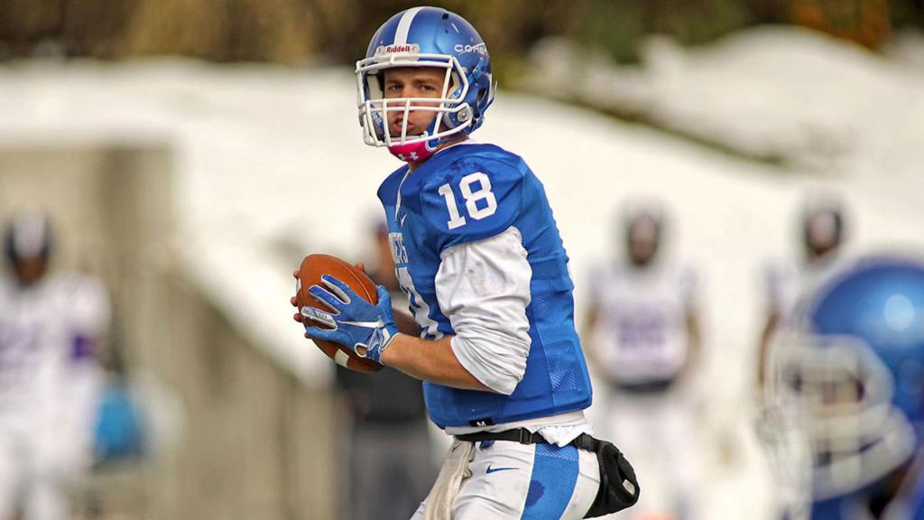 Creighton Pfau Mayville State 2021 NFL Draft