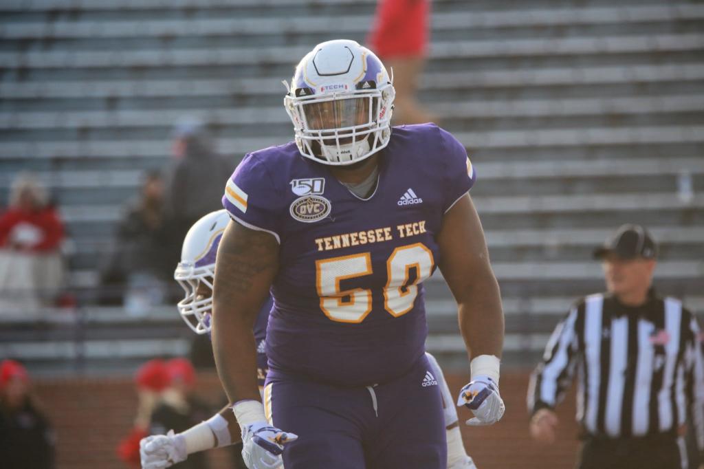 Kurtis Huff Tennessee Tech NFL Draft