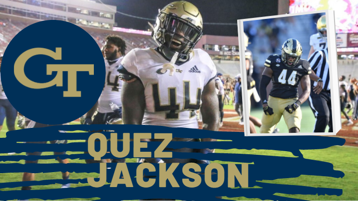Quez Jackson Georgia Tech NFL Draft