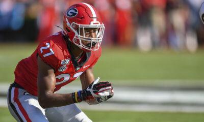 Eric Stokes Georgia NFL Draft