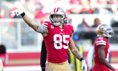 George Kittle Injury Update Week 13