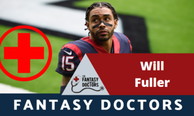 Will Fuller Fantasy Doctors Dopings
