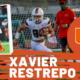Xavier Restrepo Miami Hurricanes