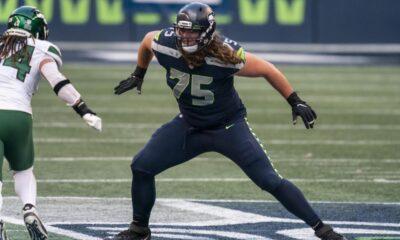 Chad Wheeler Seahawks NFL Draft 2021