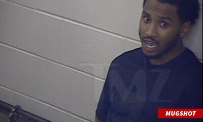 Trey Songz Chiefs arrested