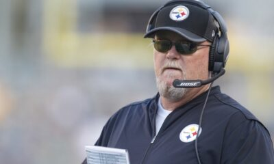Steelers offensive coordinator