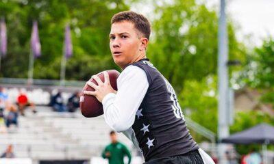 Dylan Buckner NFL Prospect Illinois QB