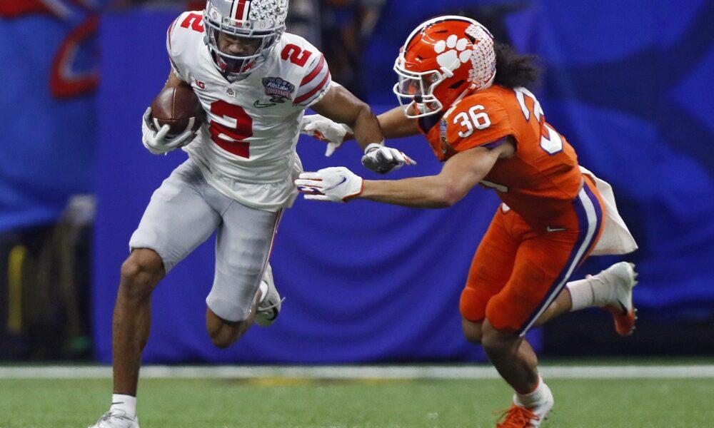2021 NFL Draft Prospect: Chris Olave, WR, Ohio State ...