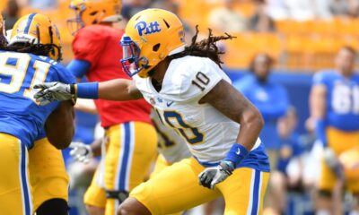 Will Gragg Pittsburgh 2021 NFL Draft