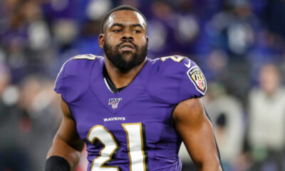 Mark Ingram Ravens claimed?