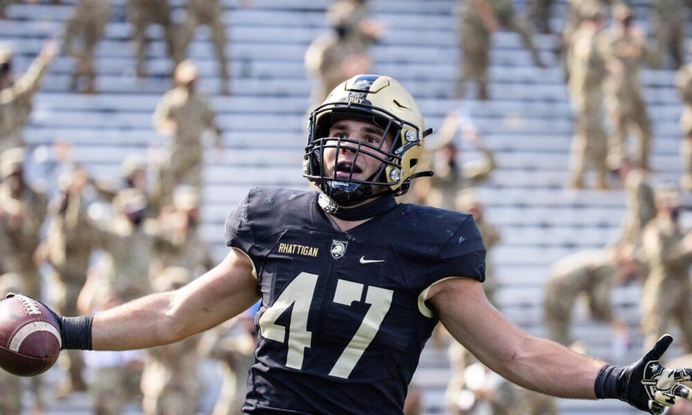 Meet 2021 NFL Draft Prospect Jon Rhattigan, LB, Army West ...