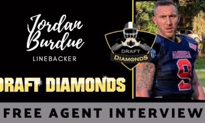 Jordan Burdue Linebacker