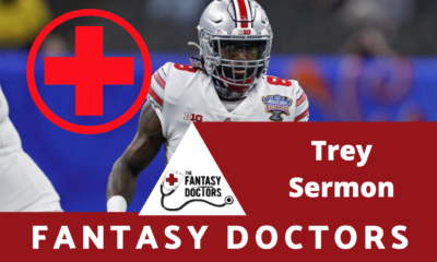 Trey Sermon Ohio State NFL Draft