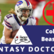 Cole Beasley Bills Fantasy Doctors