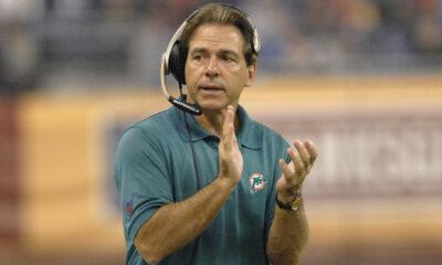 Nick Saban Dolphins NFL Draft