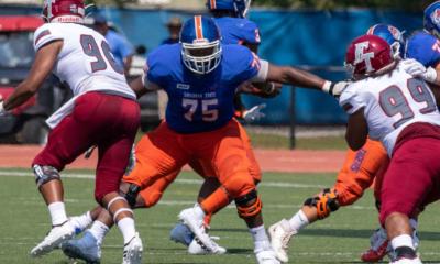Michael Johnson Savannah State NFL Draft 2021