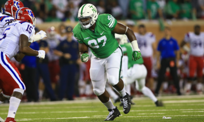 Dion Novil North Texas NFL Draft