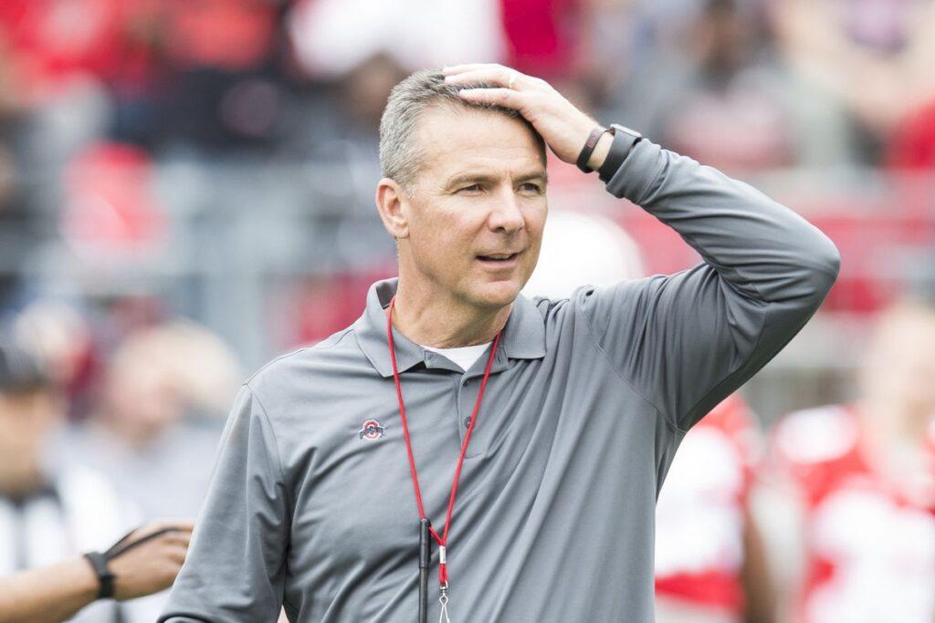 Urban Meyer Jacksonville Jaguars head coach