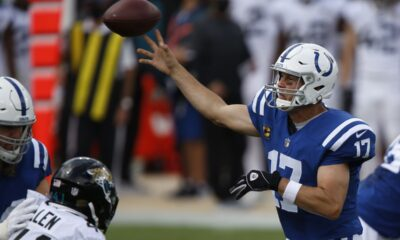 Philip Rivers Colts retires