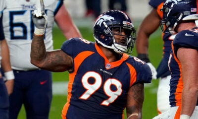 Jurrell Casey Broncos released, three teams
