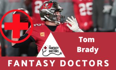 Tom Brady Fantasy Doctors NFL Draft Buccaneers