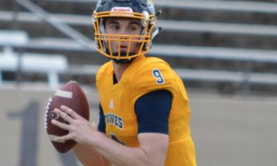 Justin Arth Texas Wesleyan Football 2021 NFL Draft