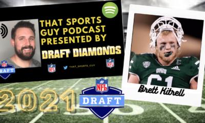 Brett Kitrell Ohio University NFL Draft