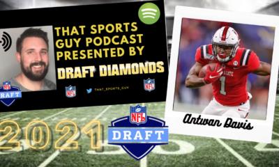 Antwan Davis Ball State NFL Draft Wr 2021