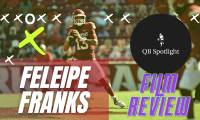 Feleipe Franks Film Review NFL Draft Breakdown Film Breakdown