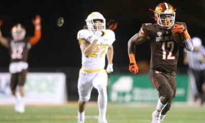 Bryson Denley Bowling Green NFL Draft Diamonds