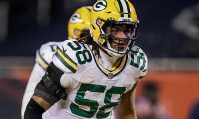 Christian Kirksey Packers Bills draft