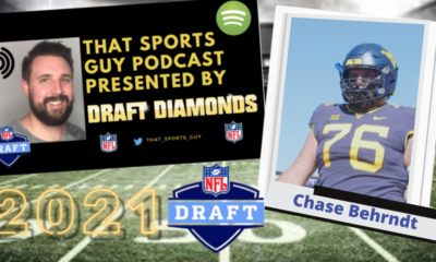 Chase Behrndt WVU West Virginia That Sports Guy's Podcast