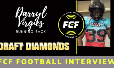 Darryl Virgies FCF Football NFL Draft
