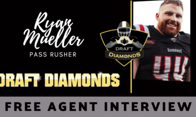 Ryan Mueller NFL Draft Free Agent Pass Rusher