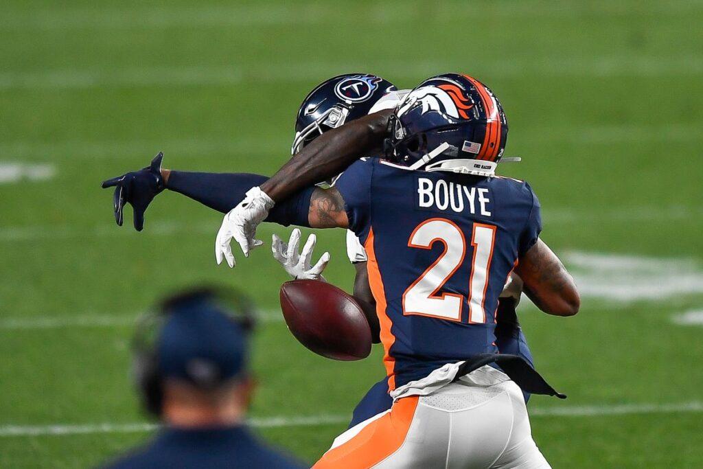 A.J. Bouye broncos cornerback