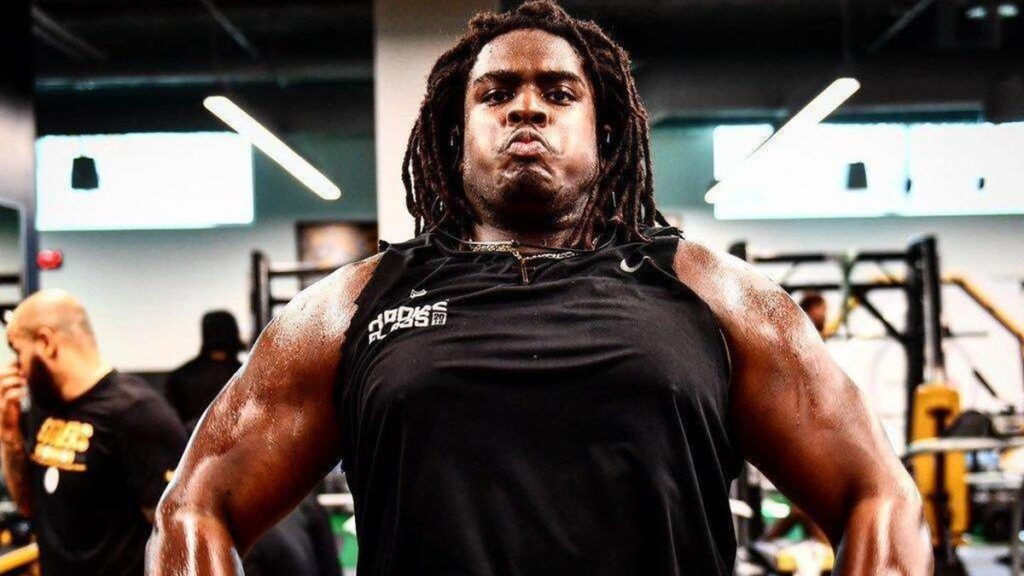R.J. Prince Patriots workout, tryout