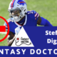 Stefon Diggs Bills Injury Review