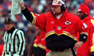 Marty Schottenheimer Chiefs head coach