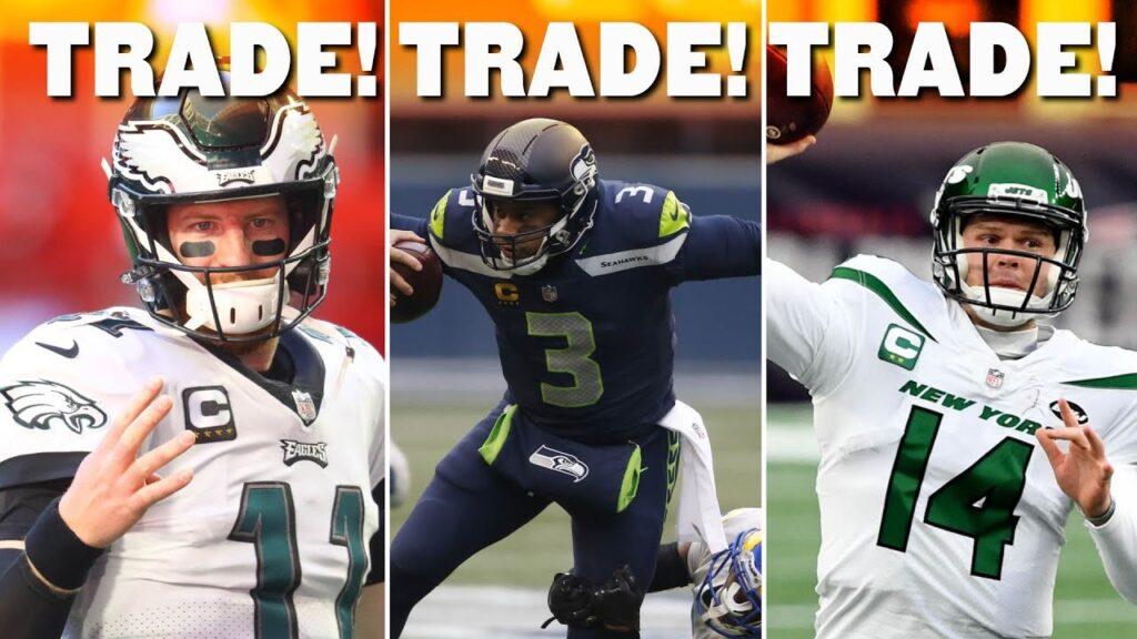 QB Carousel Trade Odds NFL Odds