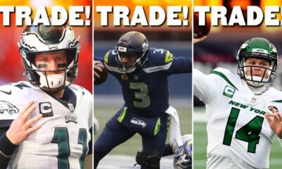 QB Carousel Trade Odds NFL Odds