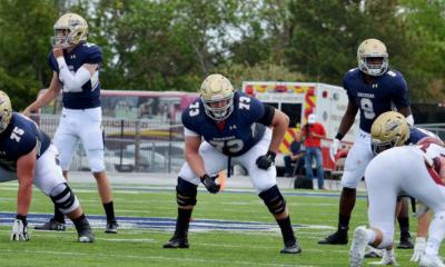 Jack Batho IV South Dakota School of Mines NFL Draft 2021