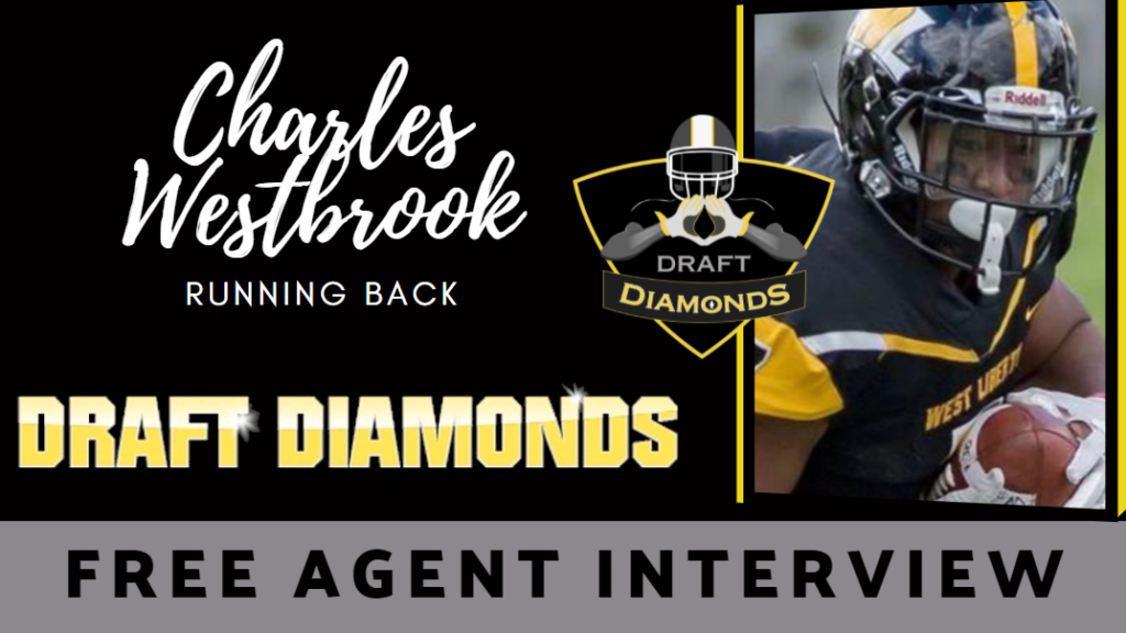Charles Westbrook Free Agent Interview