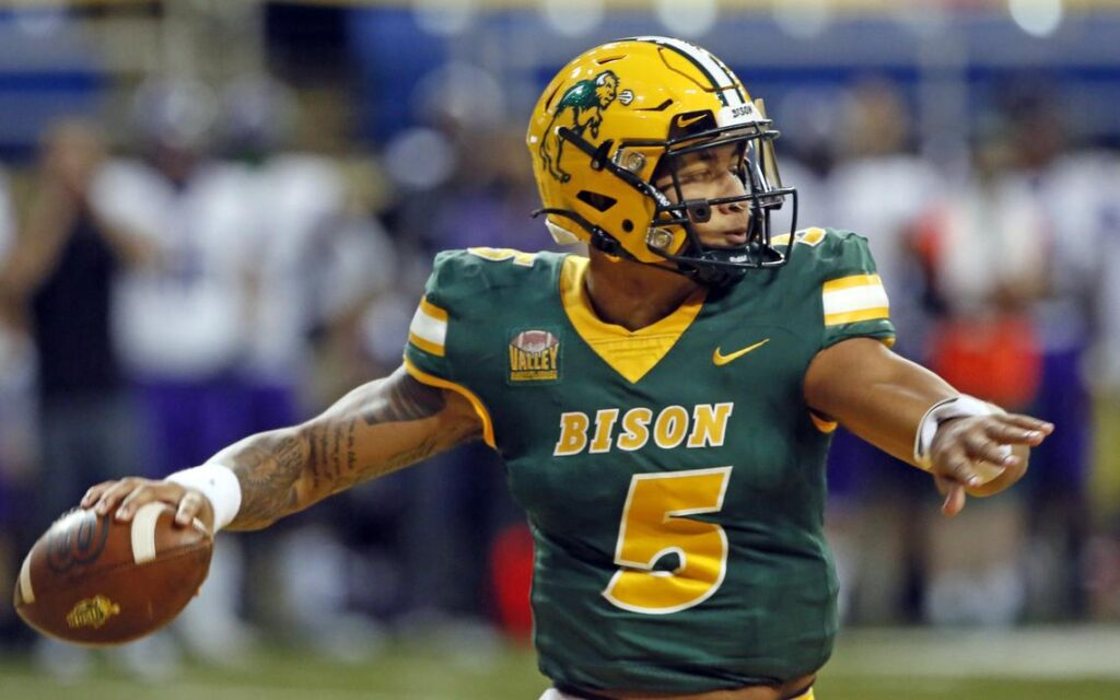 Trey Lance NDSU NFL Draft 2021