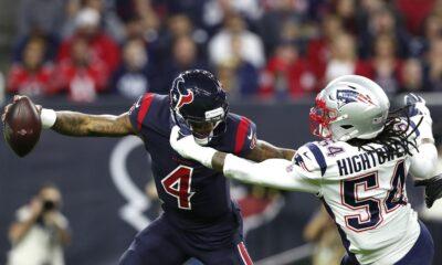 Deshaun Watson Texans Patriots free agency