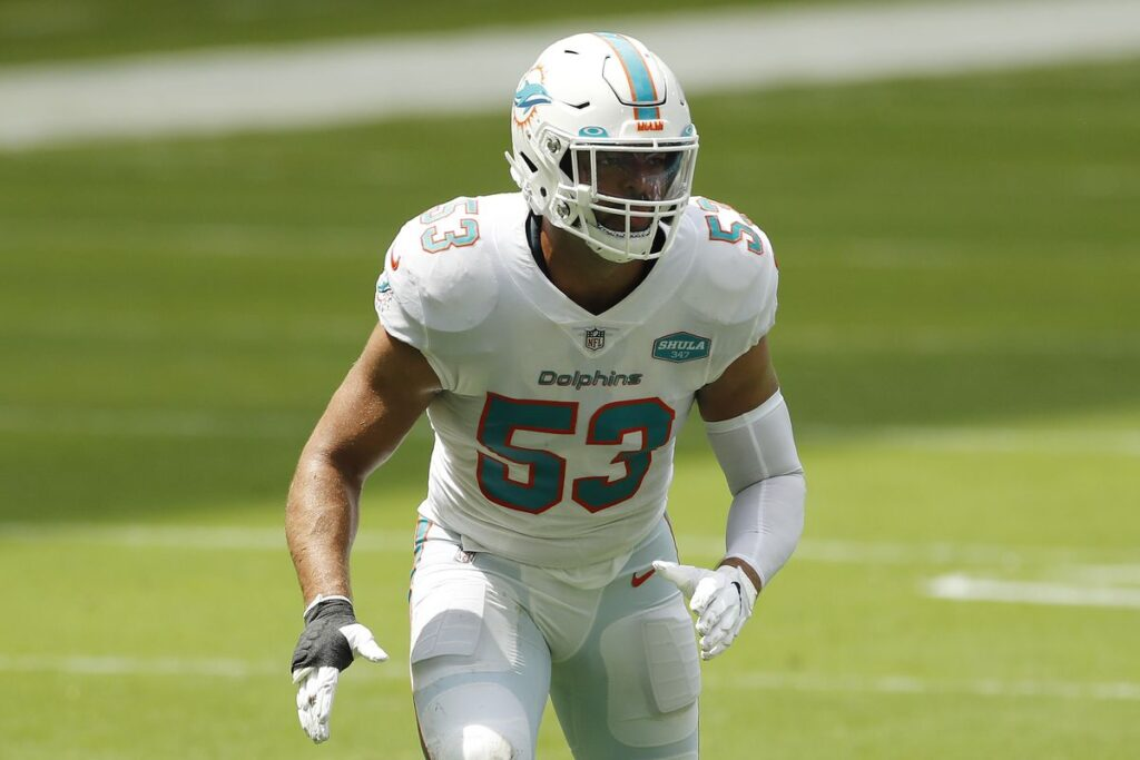 Kyle Van Noy released by Dolphins