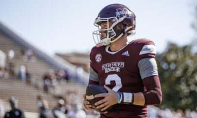 Will Rogers Mississippi State QB Competition