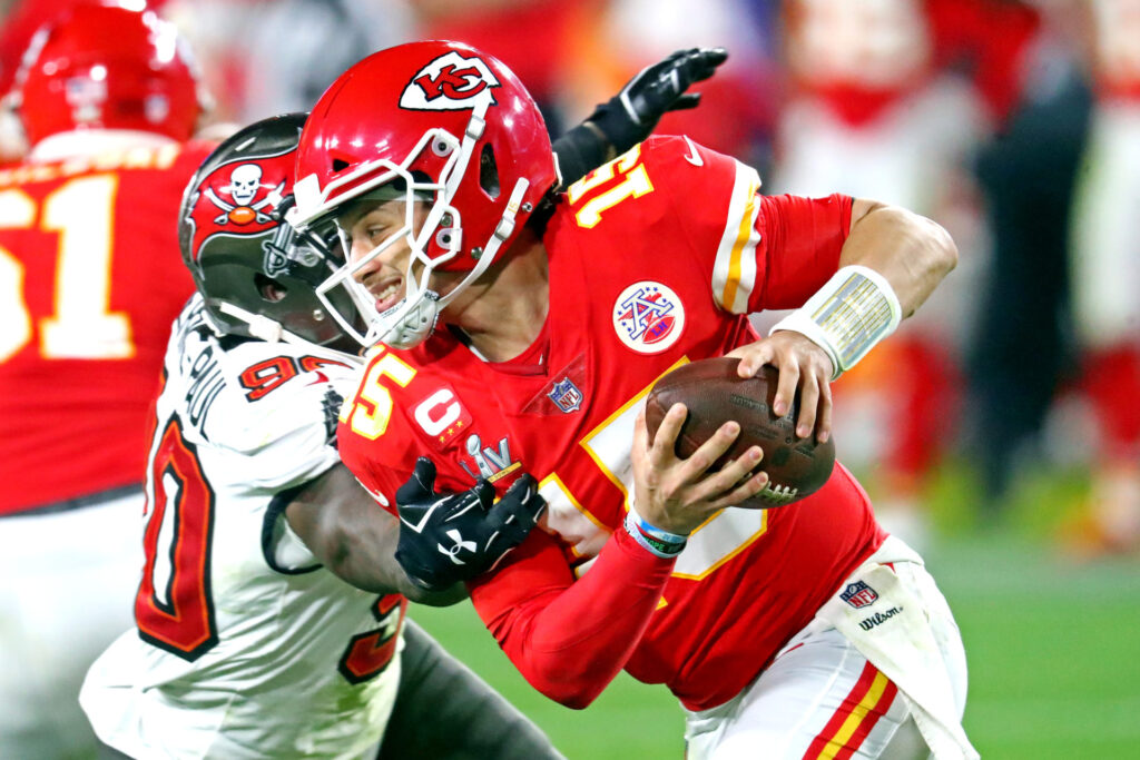 The Chiefs need to protect QB Patrick Mahomes Chiefs
