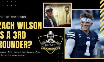Zach Wilson third round comp NFL Scout