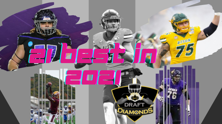 21 best small schoolers in 2021 NFL Draft