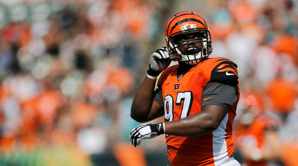 Geno Atkins a potential cut option for the Bengals